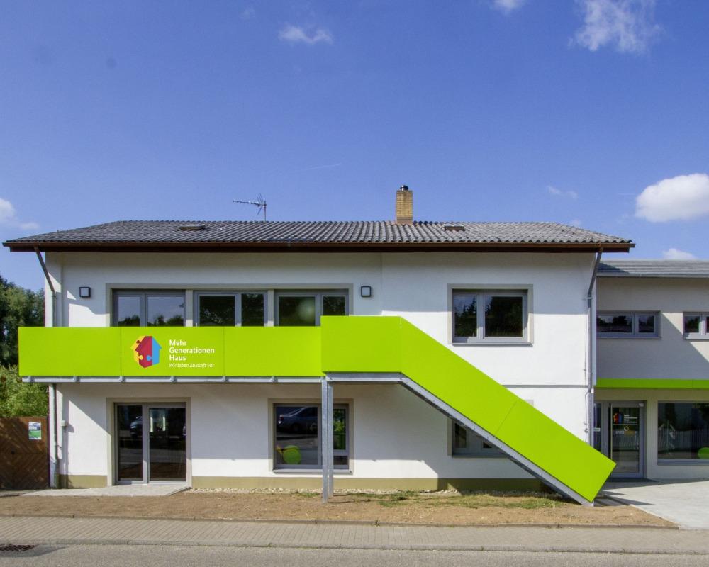 Mehrgenerationenhaus Buchen