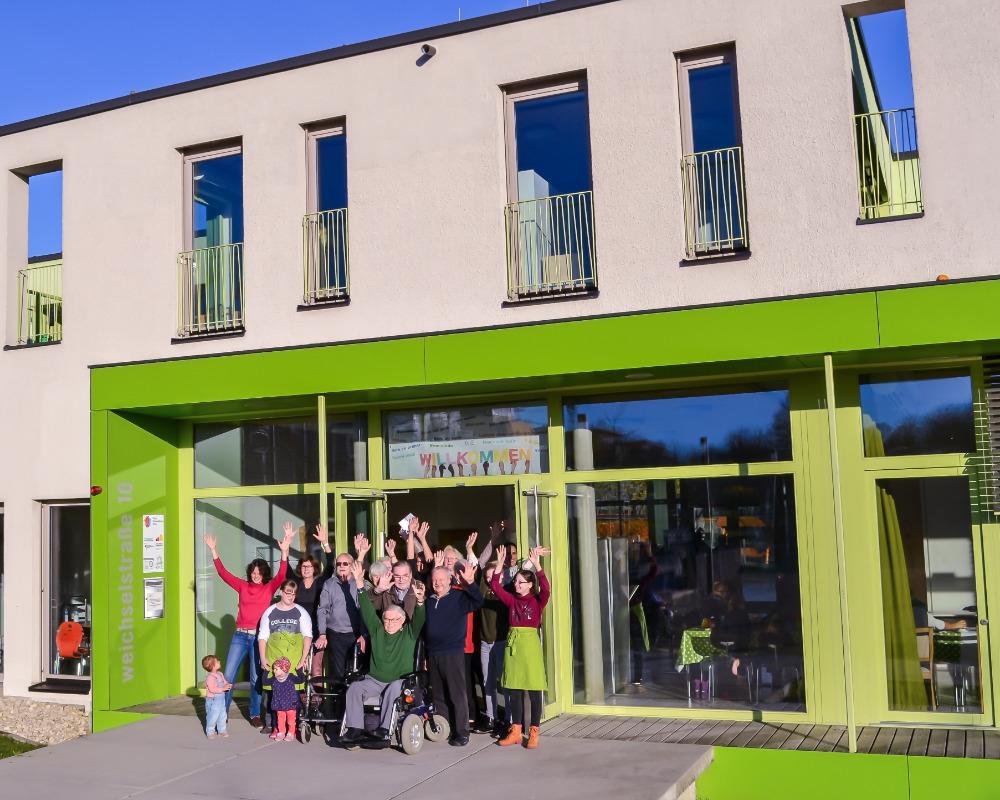 Mehrgenerationenhaus Ludwigsburg