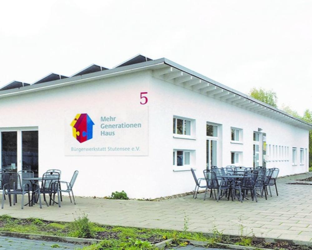 Mehrgenerationenhaus Stutensee