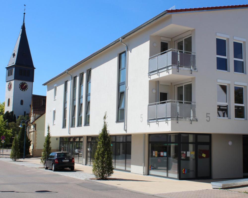 Mehrgenerationenhaus Untergruppenbach
